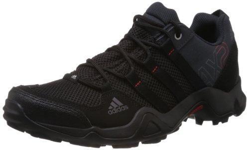 Oferta: 73€ Dto: -21%. Comprar Ofertas de adidas AX2 - Botas de montaña para hombre, color negro / rojo, talla 43 1/3 barato. ¡Mira las ofertas!