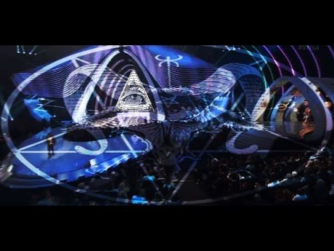 MTV VMA 2009 Occult Illuminati Ritual & The Satanic Holocost Commercial - YouTube