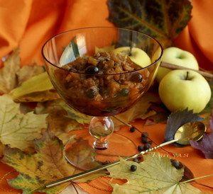 Яблочный чатни
