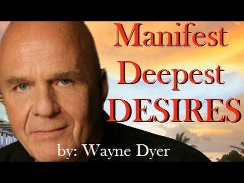 The Secret & The Law of Attraction by Wayne Dyer - YouTube