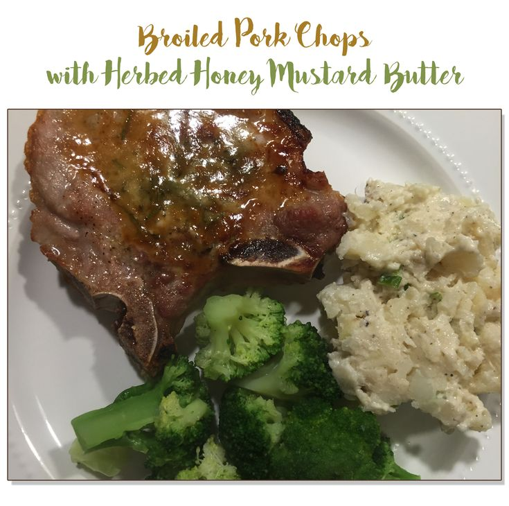 I really enjoy a good pork chop and these Broiled Pork Chops with Honey Mustard Butter are so wonderful, quick and easy and just 4 Carbs! I have a small herb garden so I was able to take the herbs for this right out of my pots but you could use dried if you don't...Read More »