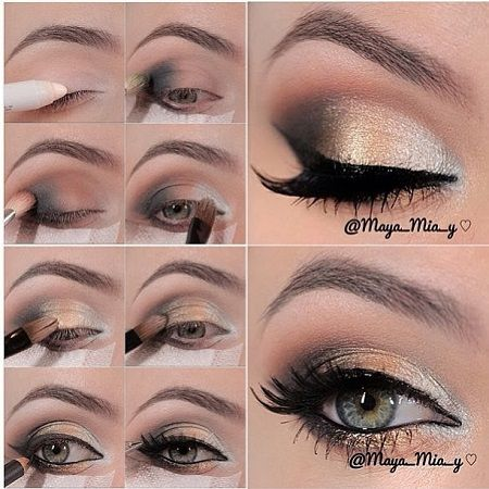 206 best images about Eye makeup pictorial /tutorial on Pinterest ...