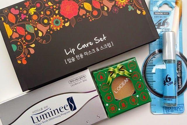 Memebox | #18 Smile Care Kit