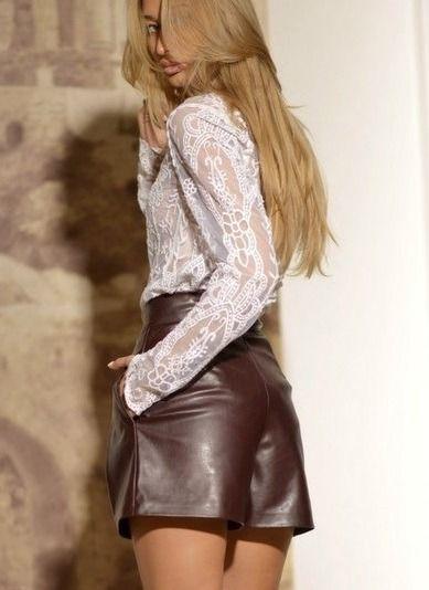 pictures27: Шорты кожаные короткие женские бордовые коричневые , Шорты с высокой талией , https://www.avito.ru/moskva/odezhda_obuv_aksessuary/shorty_kozhanye_korotkie_zhenskie_bordovye_korichnevye_556390191