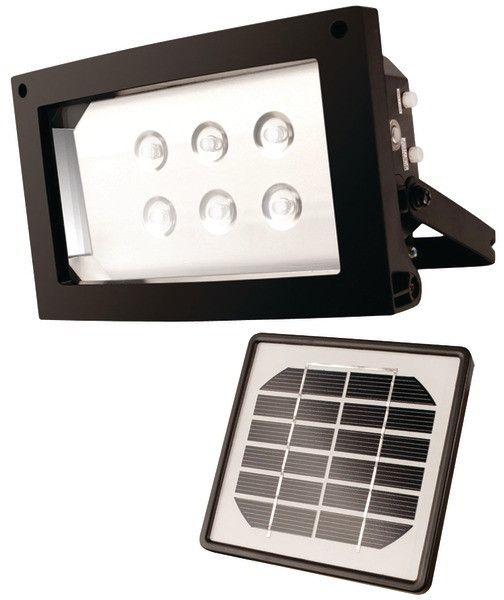 Maxsa Innovations - Solar-Powered Flood Light