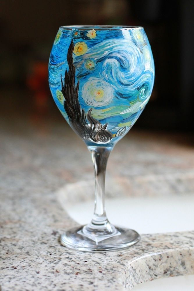 Pin by rebecca evans on wine glasses pinterest Images of painted wine glasses