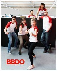 Proximity BBDO team... No wimps, if you ask me.