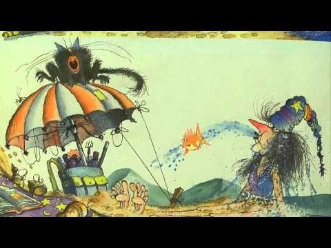 La Bruja Berta - Winnie - YouTube