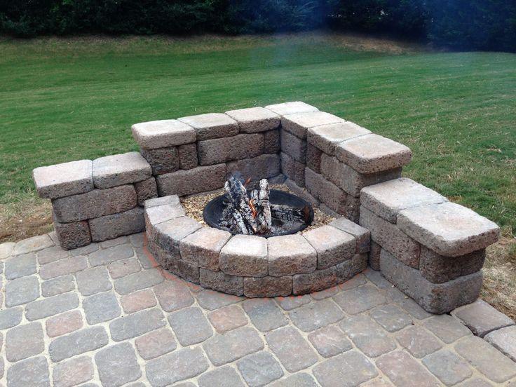 15 Backyard Fire Pit Ideas That Will Make You Wish To Host A Bonfire ASAP
