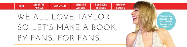 If Taylor Swift Wont Write Her Memoir Her Fans Will Do It For Her