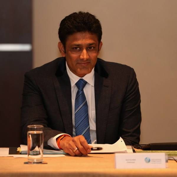 Celebs who pledge to donate organs-Anil Kumble-Indian Cricketeer