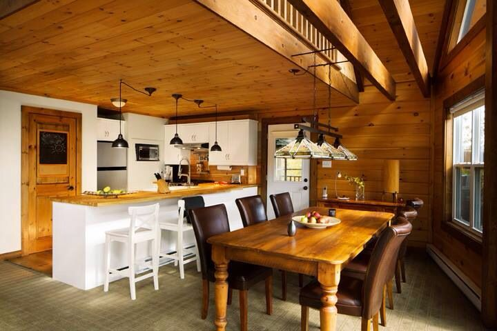 The perfect country kitchen another timber block for Perfect country kitchen