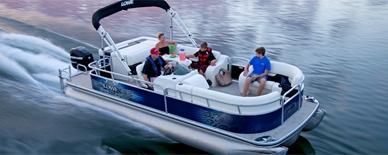 Lowe Pontoon Boats SS230XD Super Sport