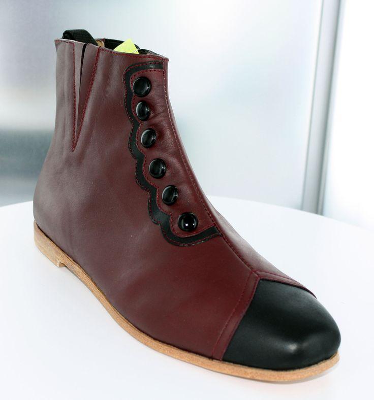 Fugawee Jenny-Lynn Woman's civil war shoes (reproductions)