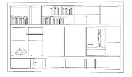 vakkenkast maatwerk kastenwand - Danielle Verhelst Interieur & Styling, Breda, interieuradvies, interieurontwerp en styling-