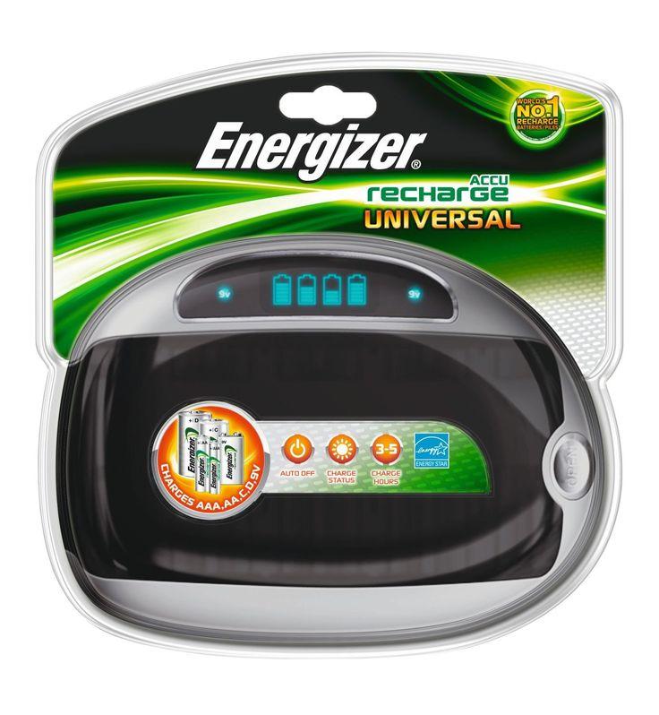 Chargeur Energizer d'origine Universal pour AA / Micro / E-Block (9V) Bébé et Mono Batterie: Amazon.fr: Hygiène et Soins du corps