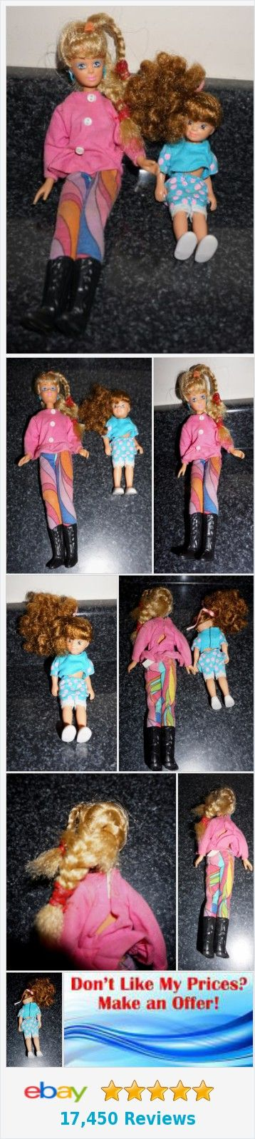 Stacey & Charlotte Baby-Sitters Club Remco 1991 #9334 Vintage Dolls - JB | eBay http://www.ebay.com/itm/-/352132023939?