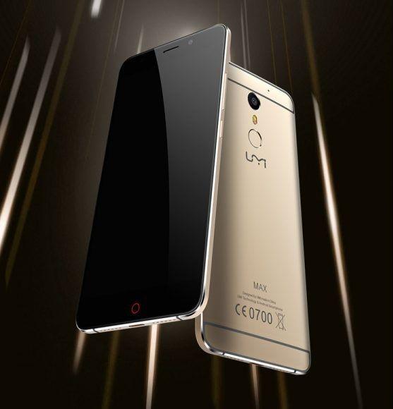 Nouveau Smartphone 5.5 UMI MAX (3Gb de RAM FHD Empreinte 4000mAh 4G) à 127 Bonjour  Le dernier Smartphone de UMI leUMI Max est en vente flash actuellement une belle bête qui est proposée à 127!  Perso je dirais que cest un Mix entre le UMI Touch 4G pour la partie caractéristique et leUMI Super pour laspect esthétique.  Smartphone 5.5 UMI Max à 123  Spécifications :  Ecran de5.5 FullHD SHARP  1920 x 1080 2.5D Arc IPS Corning Gorilla Glass 3 441ppi  Processeur Helio P10 Octa Core 2.0GHz…