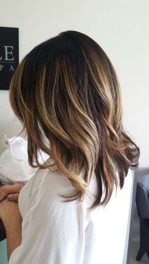 Bronde balayage by Sandra Astacio The Makeover Specialist