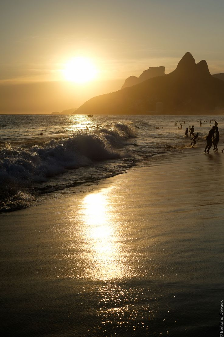Ipanema Beach in Rio de Janeiro, Brazil hiddengemstheblog.com