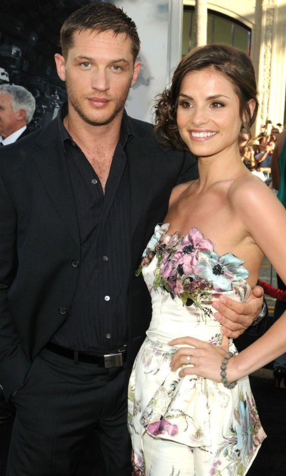 Tom Hardy and Charlotte Riley Seriously, is there anyone more adorable than these two?