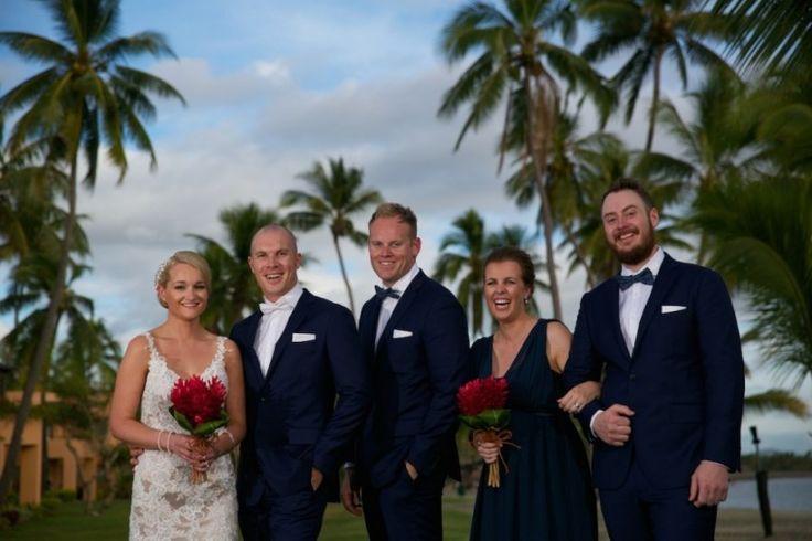 Sarah and Richard – Sheraton Fiji / Zoom Fiji