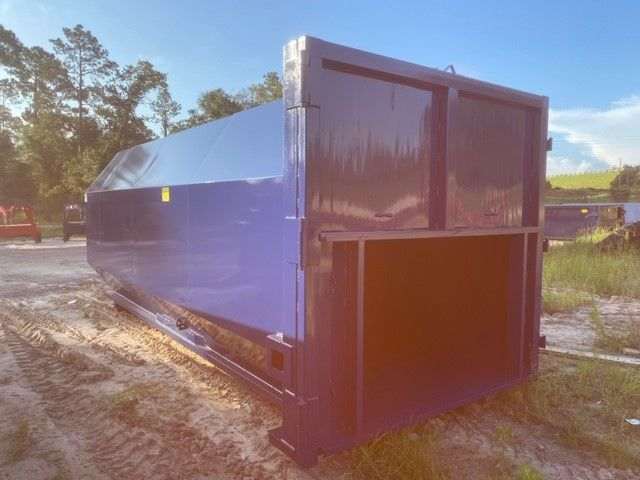 New Compactor Receiver Container For Sale Compactordumpsterforsale Breakawaycompactorcontainerforsale Committed To Off In 2020 Containers For Sale Dumpster Dumpsters