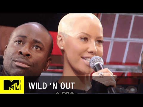 Wild 'N Out | Amber Rose is Nick Cannon's New Mariah Carey | #Wildstyle - YouTube