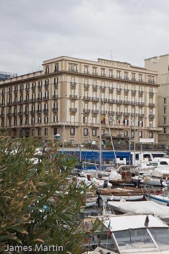 Naples Picture: Hotel Santa Lucia