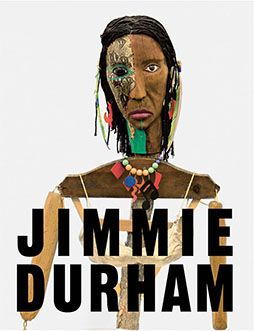 Jimmie Durham, American, visual artist (sculptural assemblage), performer, poet, essayist, activist - finds humor - appropriation of existing text and image, institutional critique, politics of representation, colonial history and political struggels of the country