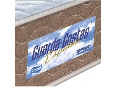 Colchão Solteiro Probel Espuma D-20 - 88x188cm Guarda Costas Plus PA36149 com as melhores condições você encontra no Magazine Chalommods. Confira!