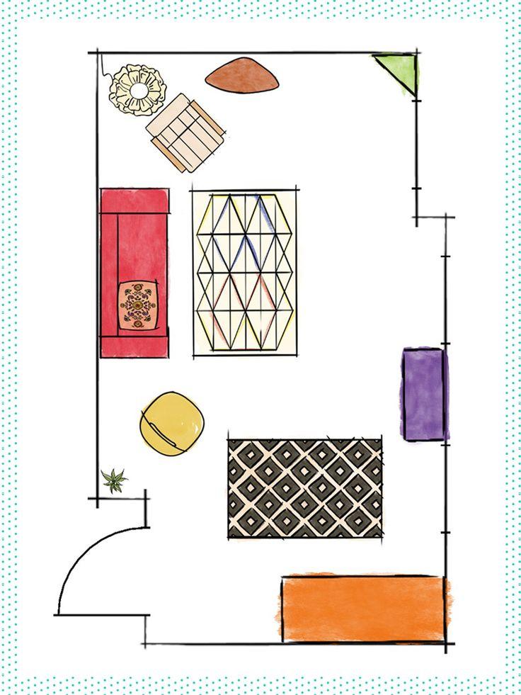 8 besten raumplanung bilder auf pinterest kostenlos geplant und einfach. Black Bedroom Furniture Sets. Home Design Ideas
