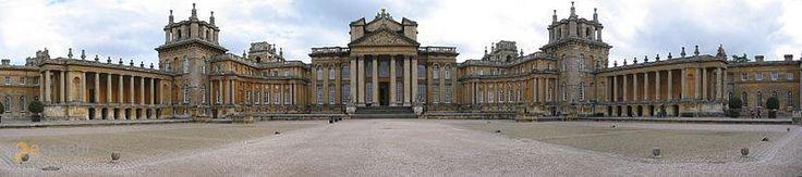 Дворец Бленхейм – #Великобритания #Англия (#GB_ENG) Интересно, могли ли представители семейства герцогов Мальборо во время строительства своего родового гнезда предположить, что спустя пару-тройку столетий на его территории будут устраиваться экскурсии и свадьбы для простолюдинов?.. http://ru.esosedi.org/GB/ENG/1000157177/dvorets_blenheym/