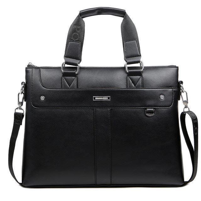 Men Casual Shoulder Business Briefcase Messenger Laptop Handbag Travel Bag