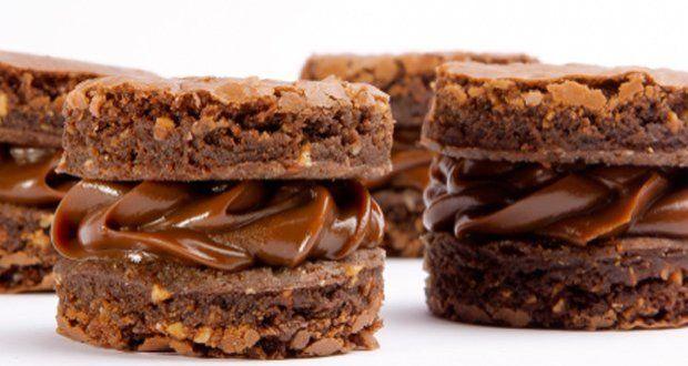 Receitas de bem-casado de brownie - Guia da Semana