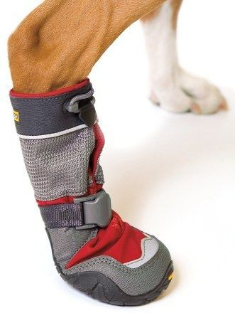 Ruffwear Bark \'N Boot Polar Trex Winter Dog Boots
