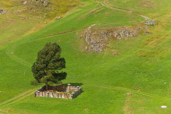 Bivio, Oberhalbstein, Graubünden, Schweiz