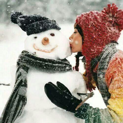 Kys snemanden!