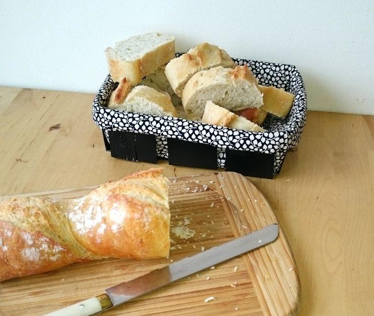 DIY panier corbeille à pain