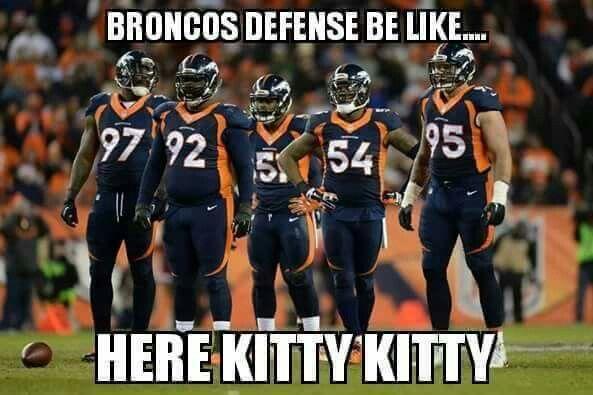 MEGA-DEFENSE! [Reference to Denver Broncos vs Carolina Panthers] Denver Broncos Super Bowl 50 Champions!!