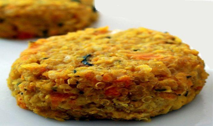La hamburguesas de lentejas y zanahoria representan una opción saludable para entrar en una dieta baja en calorias y eliminar los efectos del consumoexcesivode carne cuando te preparas para entrar