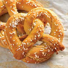 Gluten-Free Soft Pretzels: King Arthur Flour