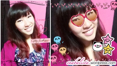 DECOPIC App Review Stickers