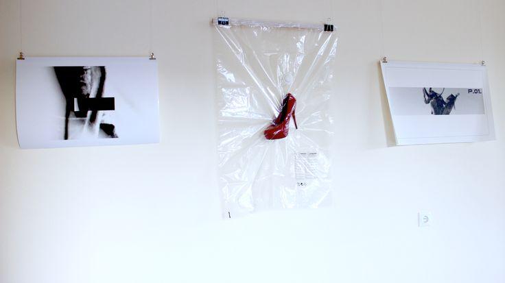 Exhibition/ 1 FRAME / EXHIBITION OF JANOS VISNYOVSZKY'S ARTWORK