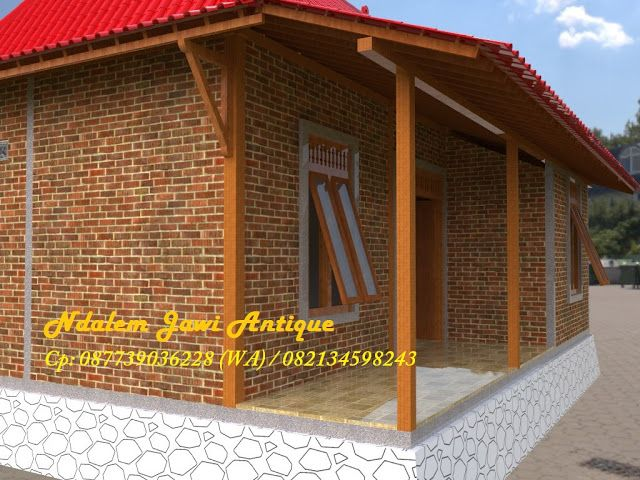 Desain Rumah Jawa Sederhana Denah Desain Rumah Joglo Dan Limasan 2019 Rumah Desain Rumah Desain