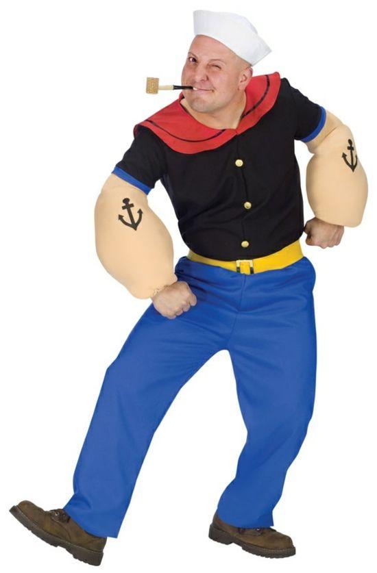 witzige Kostüme Mann