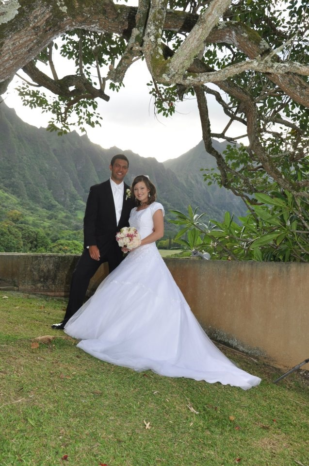 Issue About Hawaii Bride Groom 6
