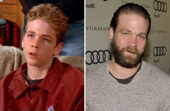 Where is the Empire Records Cast Now: Brendan Sexton III