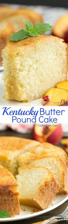 Kentucky Butter Sauce Pound Cake, crazy moist and buttery, this cake is delicious. It's definitely a winner and a recipe you'll want to keep.