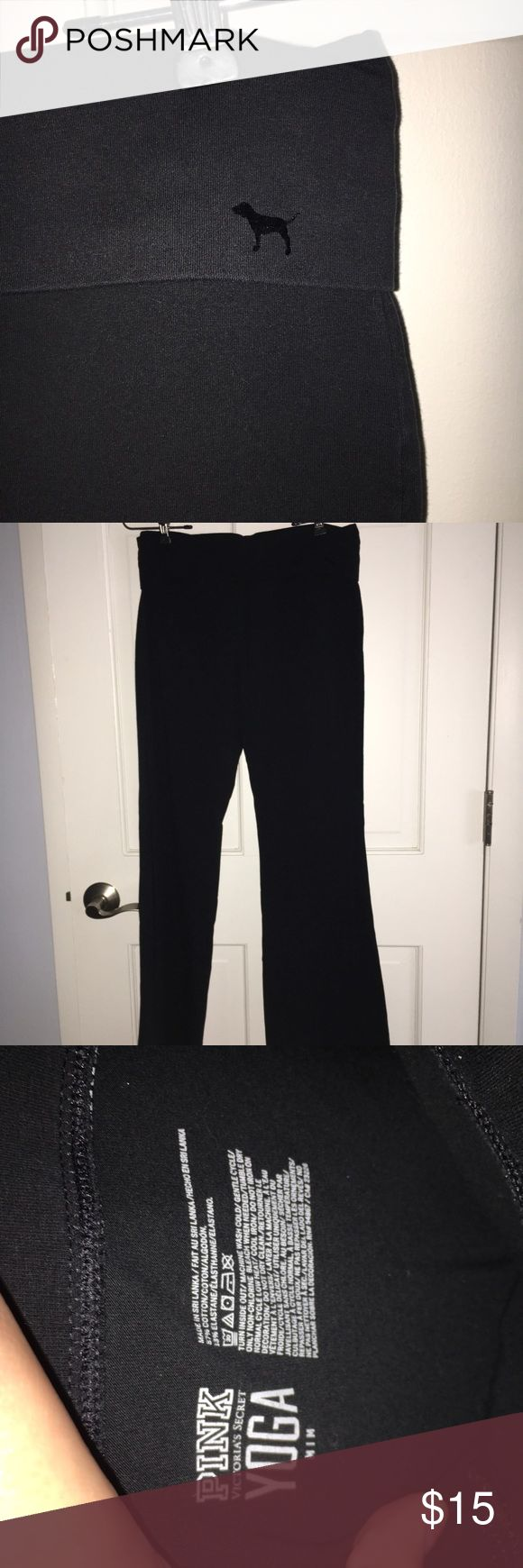 PINK Bootcut leggings Brand new, never worn Pants Boot Cut & Flare